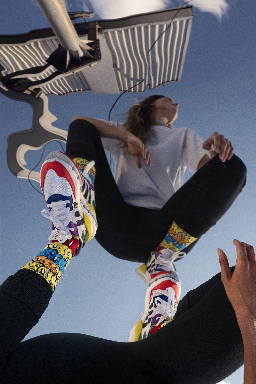 Skarpety Prosto x Happy Socks