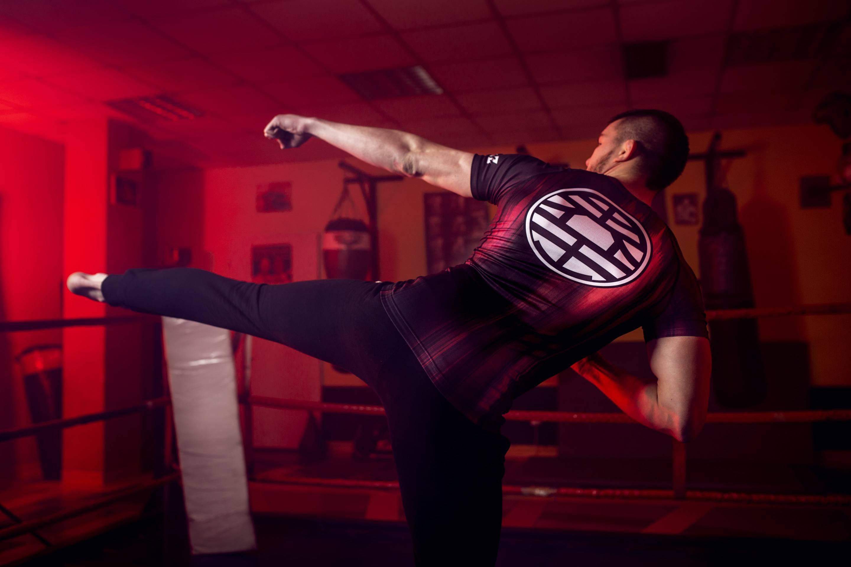MMA t-shirt Dragon Ball