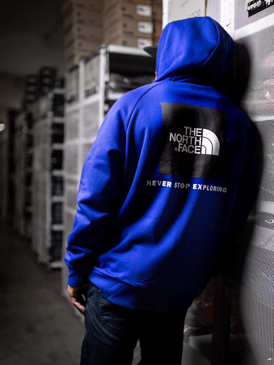 Bluza z kapturem The North Face